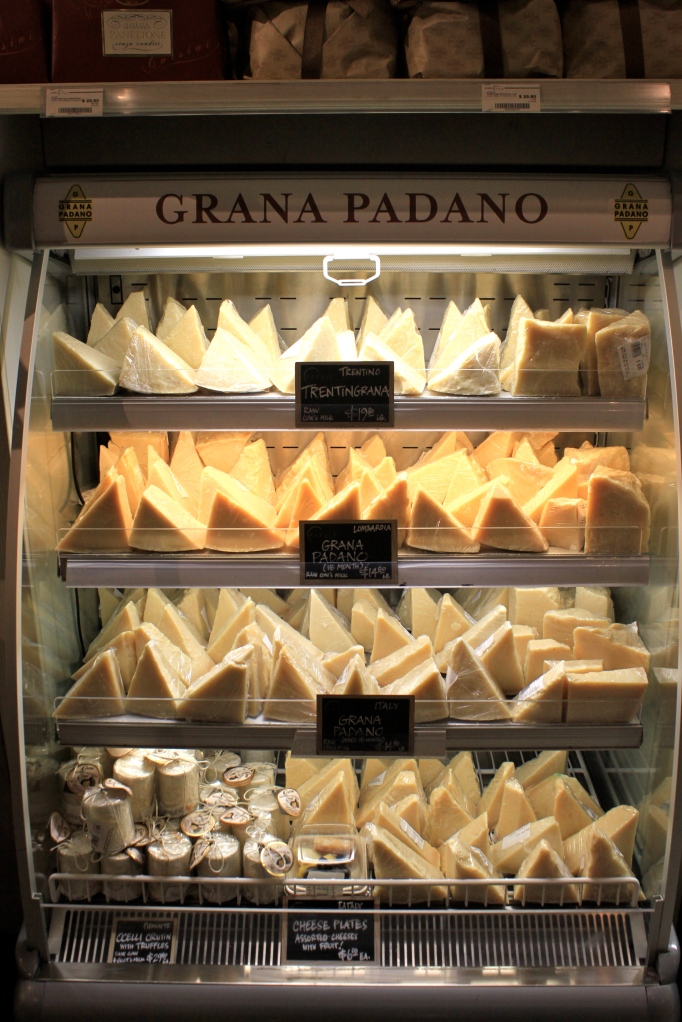 Eataly - cheese