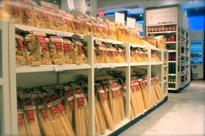 Eataly - dry pasta