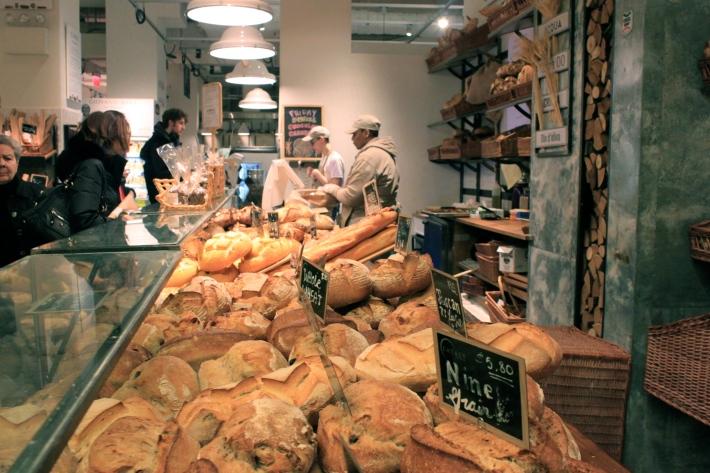 Eataly – bread
