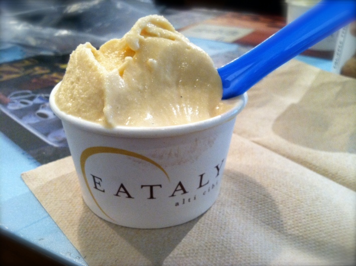 Eataly - gelato