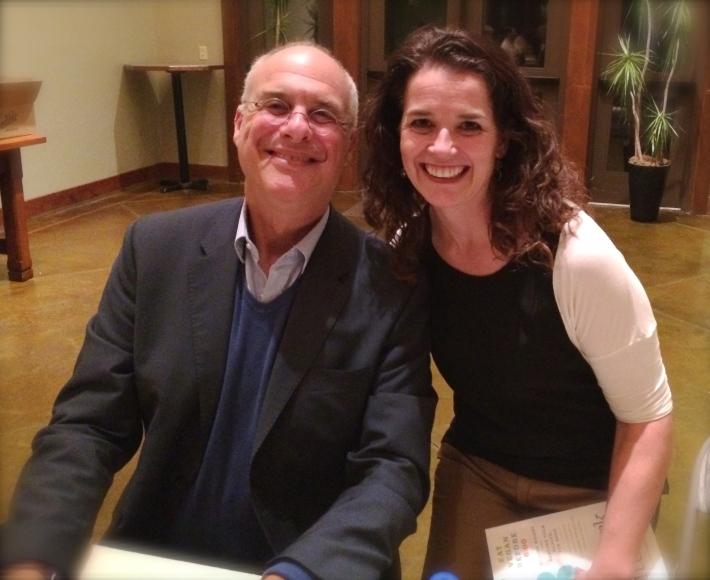 Mark Bittman + Linda 1